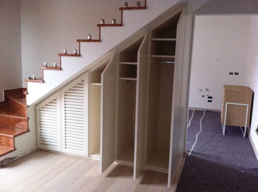 Mobili per sottoscala design casa creativa e mobili - Mobili per ripostiglio ...
