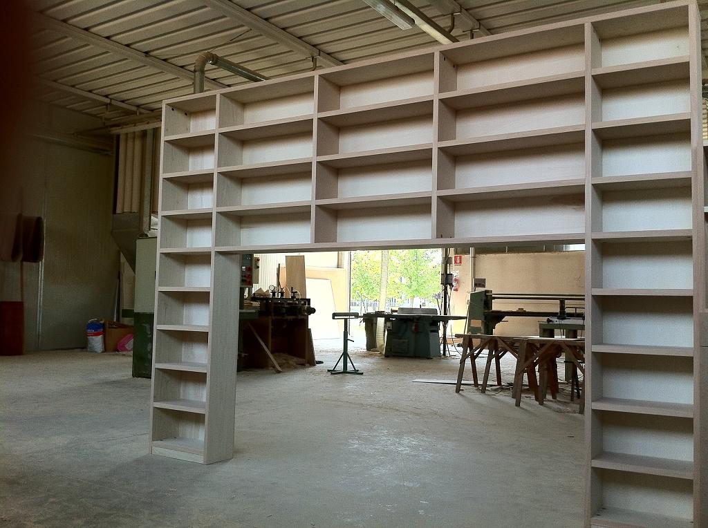 Libreria a ponte rif. Francesca | Valente Armadi Bovolone (Verona)